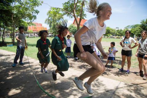 Neues Hilfsprojekt in Thailand