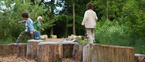 Barnens Fredriksdal i sommar