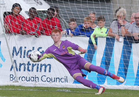 Mid and East Antrim set for festival of football as SuperCupNI kicks off