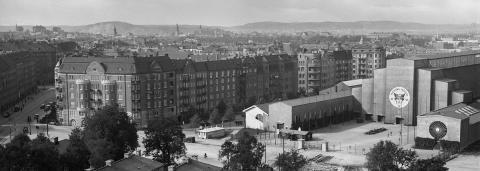 Svenska Mässan den 4 augusti 1932.