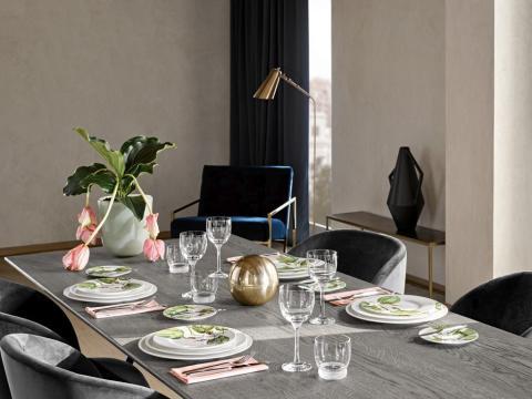 Signature par Villeroy & Boch :  des arts de la table exquis exprimant une véritable déclaration d'amour à ce qui sort de l'ordinaire
