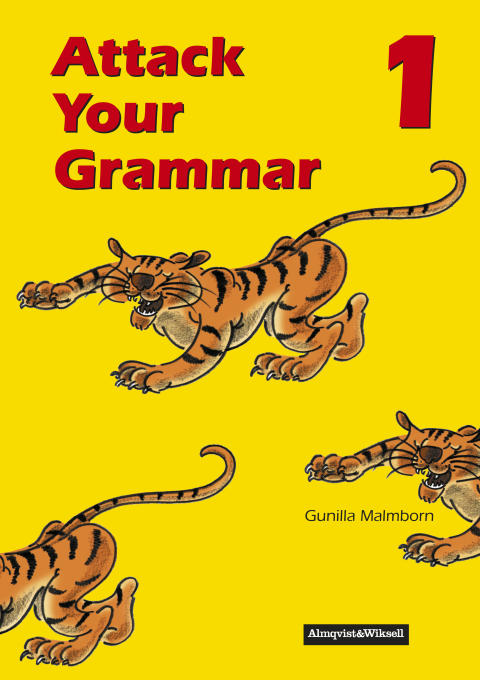 Attack Your Grammar - Grammatikträningen med klös!