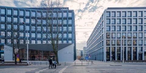 Skanska säljer kontorsbyggnad i Wroclaw, Polen för cirka 510 miljoner kronor