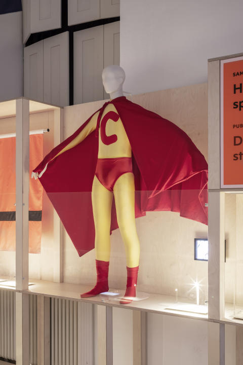 Framtiden börjar här: Super Citizen Suit