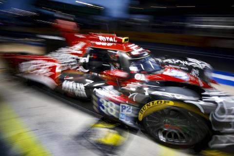 Jackie Chan DC Racing lead the championship