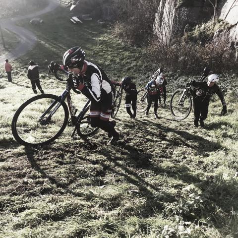 Cykelcross-SM startar upp tävlingsåret 2019