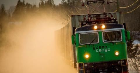 ​Green Cargo raises transportation efficiency with new brake discs