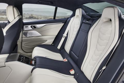 BMW 8-serie Gran Coupé