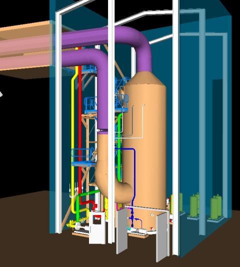 Ny rökgaskondensering till Bodens Energi
