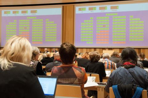 Pressinformation från regionfullmäktiges sammanträde 28 februarí 2017
