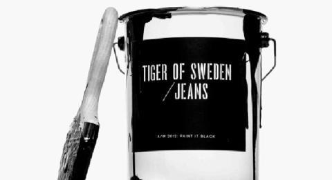 T/J Black - Alcro tar fram en svart kulör åt Tiger of Sweden