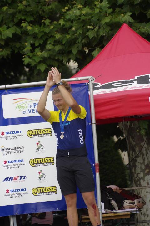 Joacim Nymann EM-brons 2016