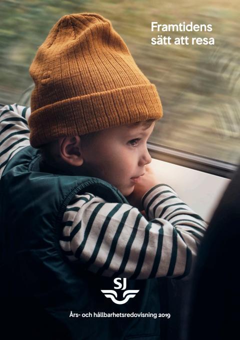SJs Års- och hållbarhetsredovisning 2019