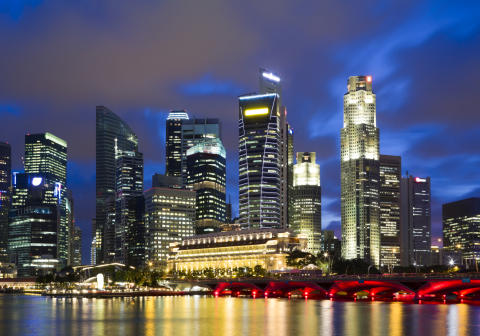 Business students get the chance to experience the Singaporean culture