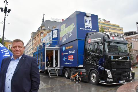 Baner vei for Fair Transport
