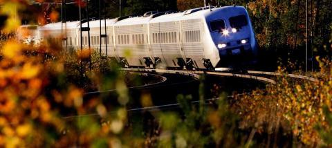 Fler snabbtåg mellan Stockholm och Oslo