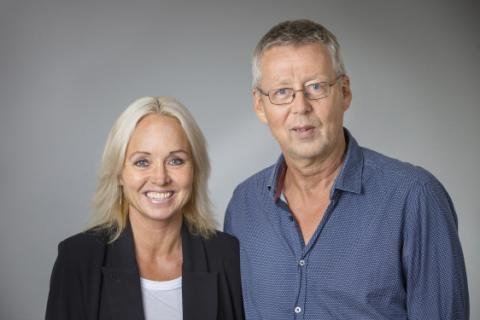 Thomas och Helena Edlund får Baltics samverkanspris