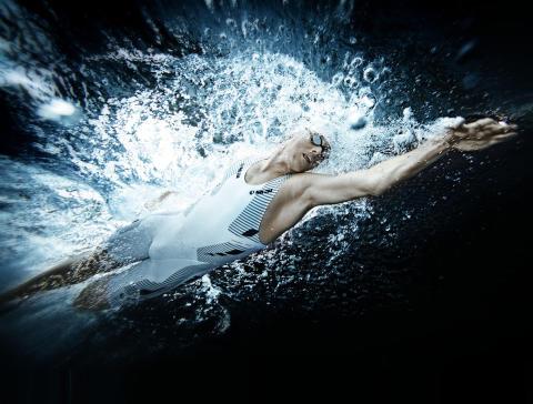 Jonas Colting simmar för WaterAid - från Stockholm till Göteborg och ger fler människor rent vatten!
