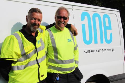 ONE Nordic i Karlskoga