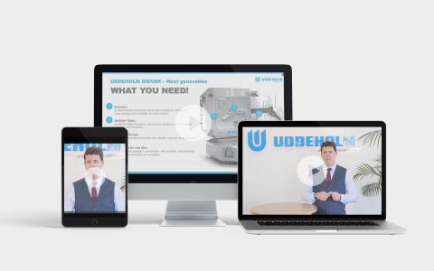 Uddeholm lanserar globala webinars – sparar på miljön och resurser