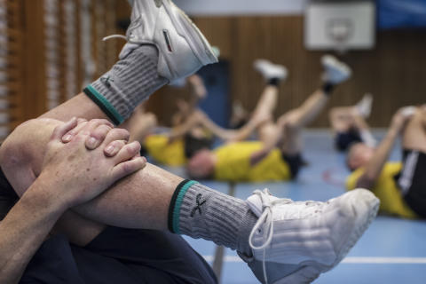 Träning och gemenskap för starkare pensionärer – kom i rörelse i Almedalen