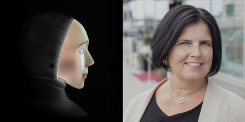 TNG:s VD och AI-roboten Tengai medverkar på UBM 2019