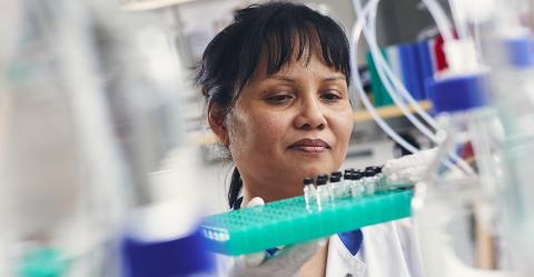 Blodstamcellstransplantation effektivare än traditionell bromsmedicin vid skovvis MS