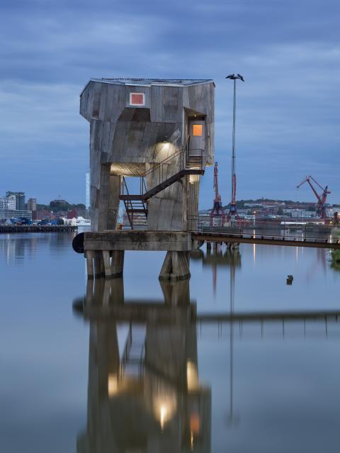 Göteborgs Stad nominerad till Sveriges Arkitekters Planpris