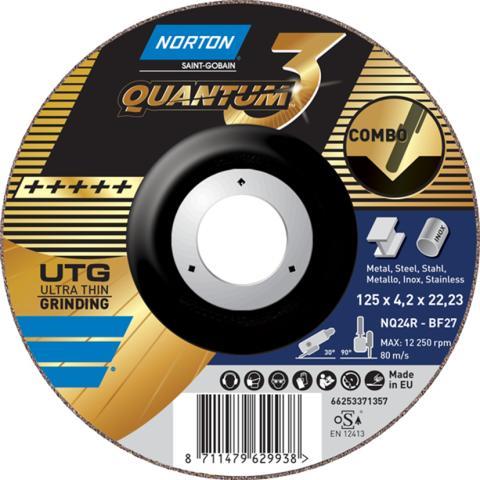 Norton Quantum3 Combi