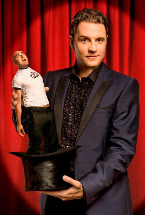 Talk Talk Show på Rondo featuring Stefan Odelberg