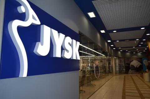 В Киеве откроется 51-ый магазин датской сети JYSK в Украине