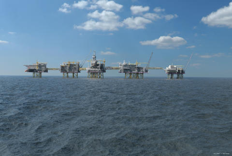High res image - Kongsberg Maritime - Johan Sverdrup Phase 2 illustration