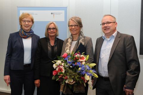 Monika Kaus übernimmt Ko-Vorsitz der Nationalen Allianz für Menschen mit Demenz