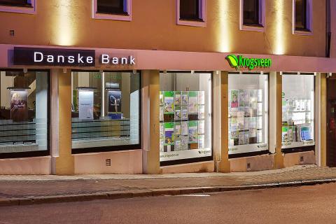 Krogsveen og Danske Bank Bergen