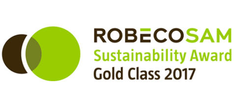 "Sodexo får høyeste rangering i RobecoSAMs ""Sustainability Yearbook"" for 10. året på rad"