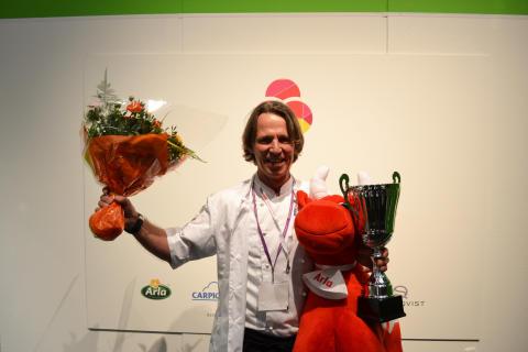 SNÖ är vinnaren av Svenska glassmästerskapen 2016