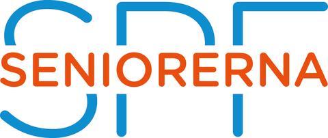 SPF Seniorerna logotyp högupplöst