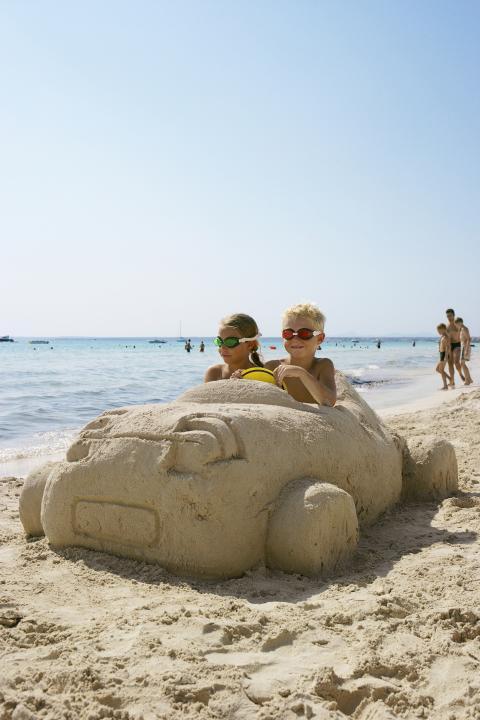 Bilsemester ökade i sommar