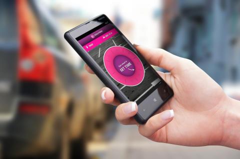 En app for alle parkeringer