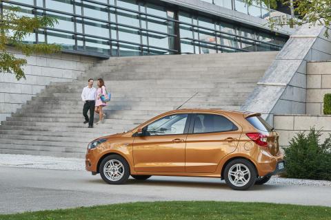 Nový Ford KA+ (10)