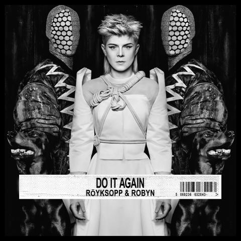 """Röyksopp og Robyn ude med ny single """"Do It Again"""""""