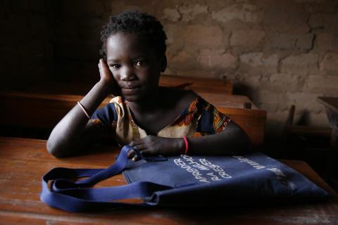 Över 100 skolor engagerade för Moçambique genom Operation Dagsverke
