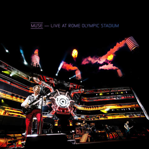 MUSE LIVE AT ROME OLYMPIC STADIUM UDE NU.