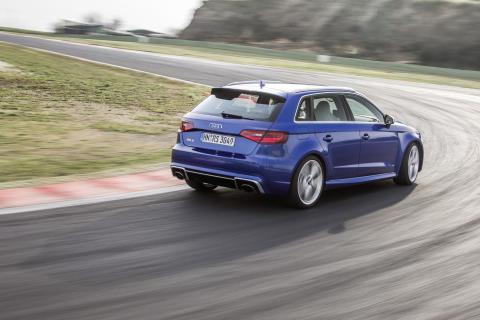 Audi RS 3 Sportback rear