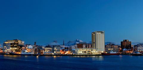 Scandic presenterer nytt prestisjehotell i Bodø