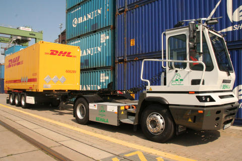 Internationaler Workshop zu umweltfreundlichem Güterverkehr auf europäischer Nord-Süd-Achse