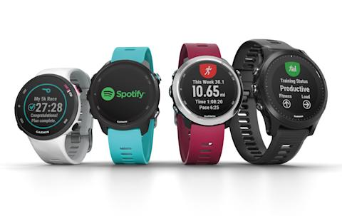 Garmin® presenterar en helt ny Forerunner®-serie för alla typer av löpare Fem nya smartwatches, fulla av funktioner som erbjuder en mängd olika alternativ – från musik och träning till avancerade träningsfunktioner och karta