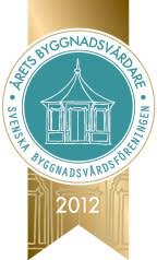 Förlängd nomineringstid för Årets byggnadsvårdare!