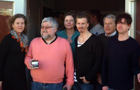 Jury Årets Sill 2013