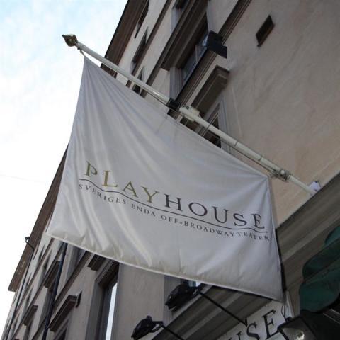 Flagga Playhouse